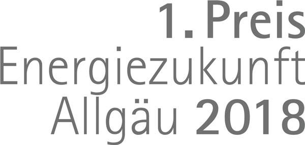 Eza! Wettbewerb der Energiezukunft Allgäu 2018